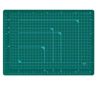 プラス カッターマット A4 230×320mm 48-573