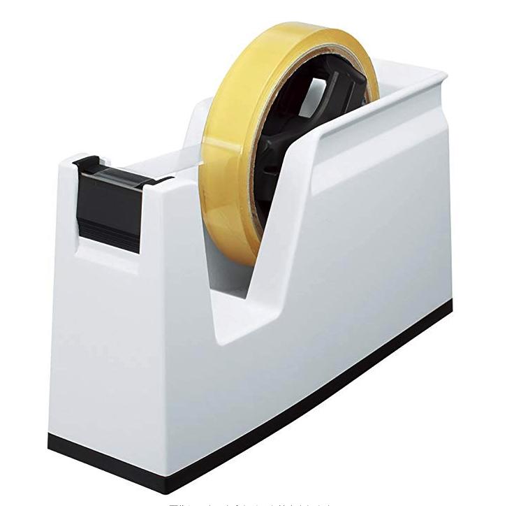 コクヨ テープカッター カルカット T-SM100W
