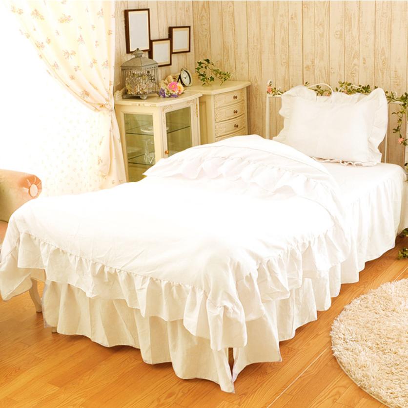 ピュアプリンセス 布団カバー ベッド用 3点セット