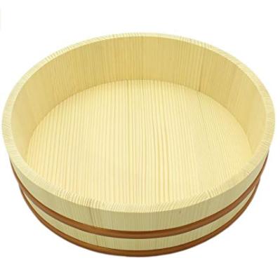 立花容器 寿司桶 48cm(約2.5升)