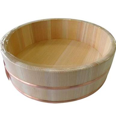 星野工業 寿司桶 24cm