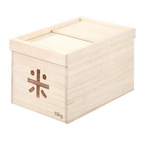 米びつ 10kg 桐製