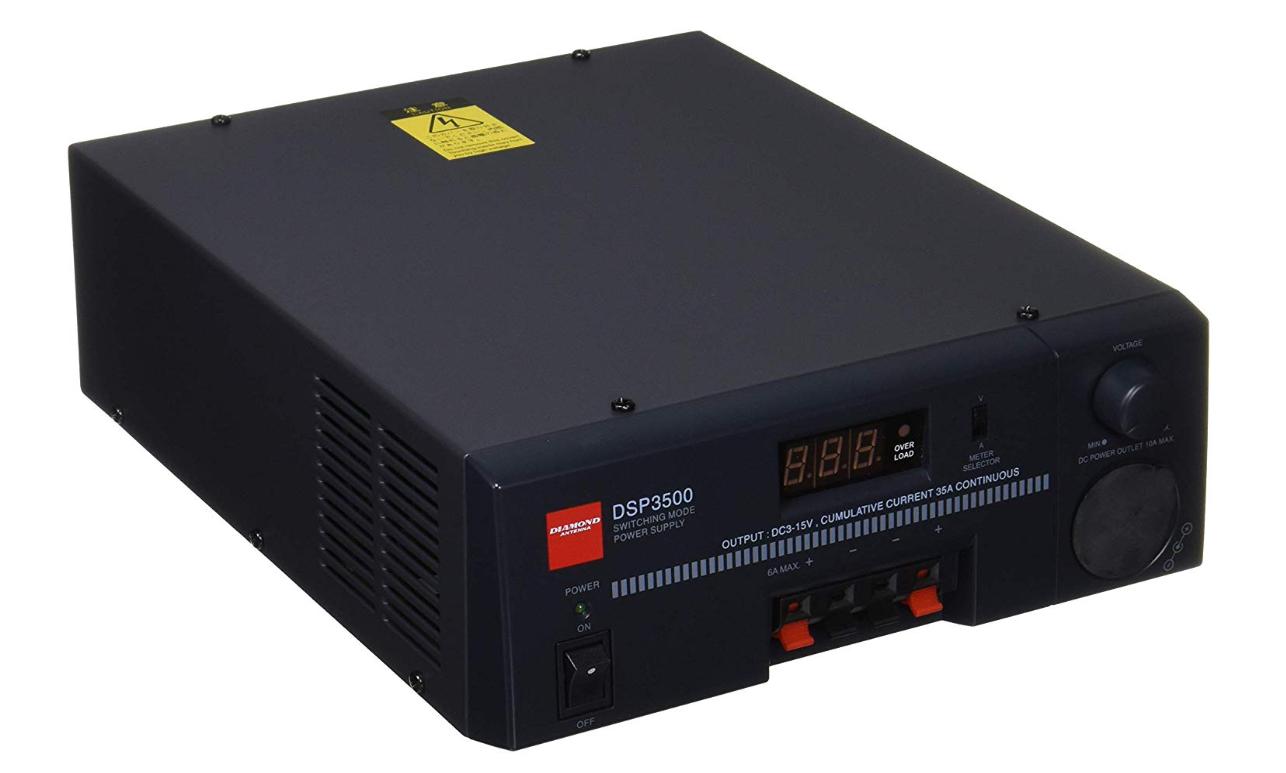 第一電波工業 ダイヤモンド スイッチングモード直流安定化電源 DSP3500