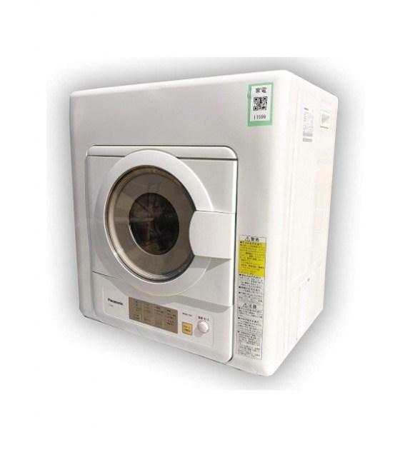 パナソニック 電気衣類乾燥機 NH-D603-W