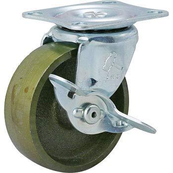 ハンマーキャスター 自在旋回式車輪75mm 415G-C