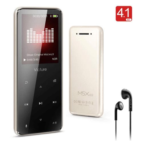 Victure デジタルオーディオプレーヤー M5X