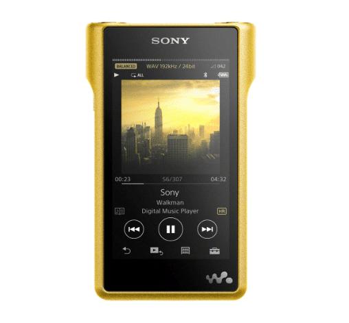 SONY デジタルオーディオプレーヤー WM1シリーズ