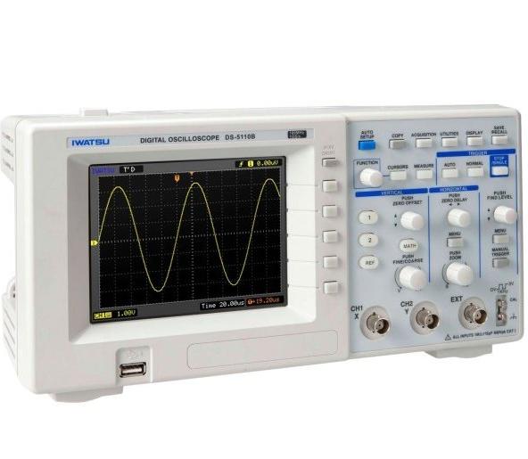 岩崎通信機社 デジタル・オシロスコープ DS-5110B