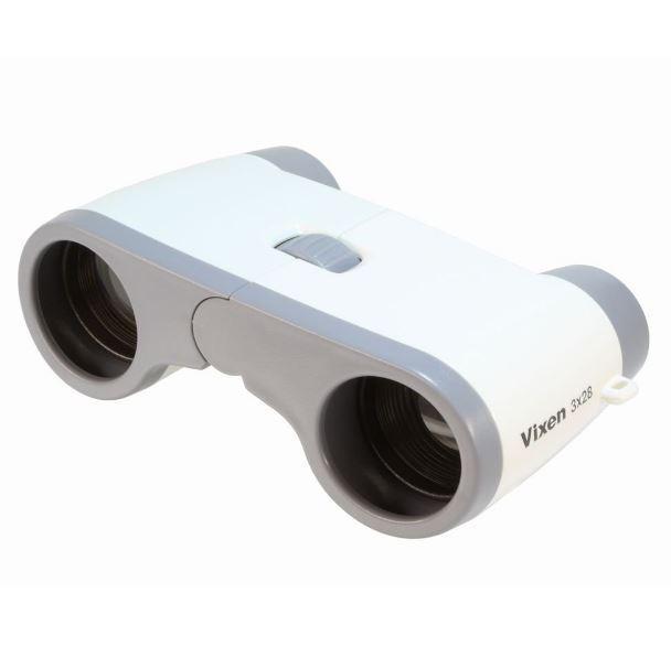 ビクセン 双眼鏡 コンパクトオペラ 3×28