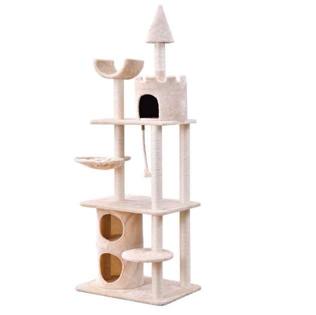猫の城 キャットタワー