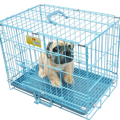Rマート 小型犬用折りたたみケージ