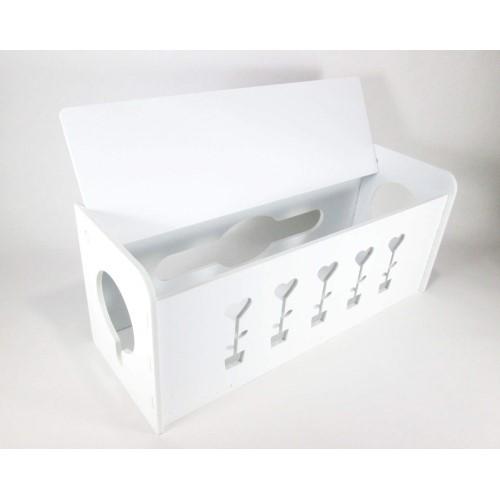 neustadt かわいい 木箱の ケーブルボックス ZH0302
