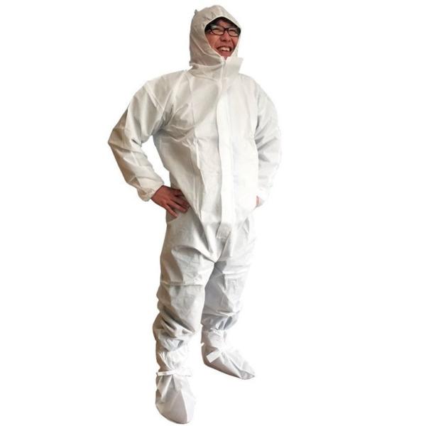 IFガード 防護服