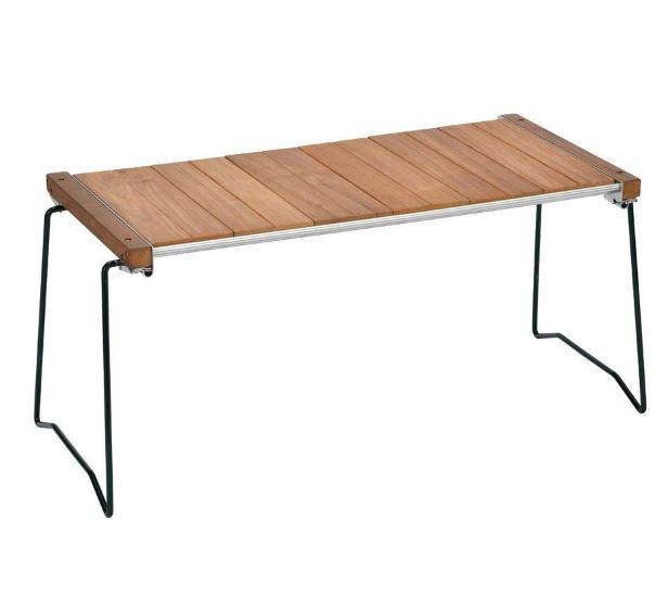 スノーピーク アイアングリルテーブル