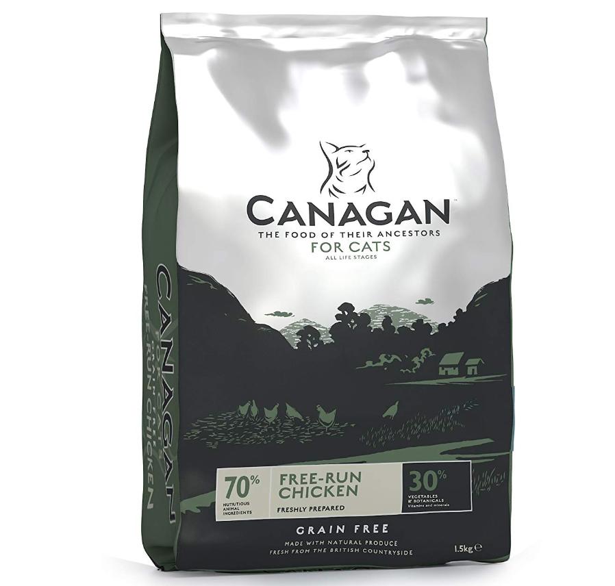 カナガンキャットフード チキン 1.5kg
