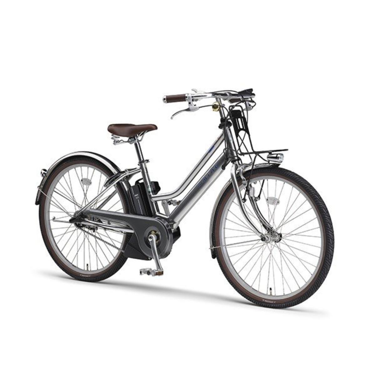 ヤマハ電動アシスト自転車 PAS MINA BAS2