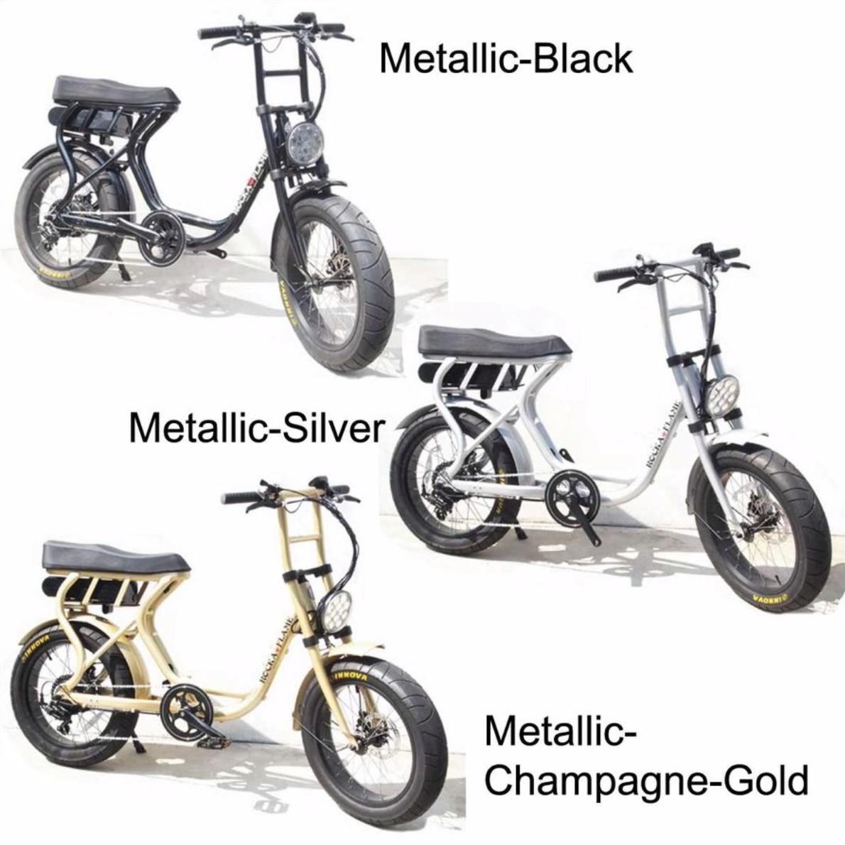 ROCKA FLAME e-bike 02TB