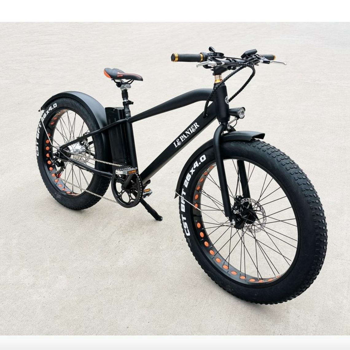 モペット電動自転車 サンドバイク