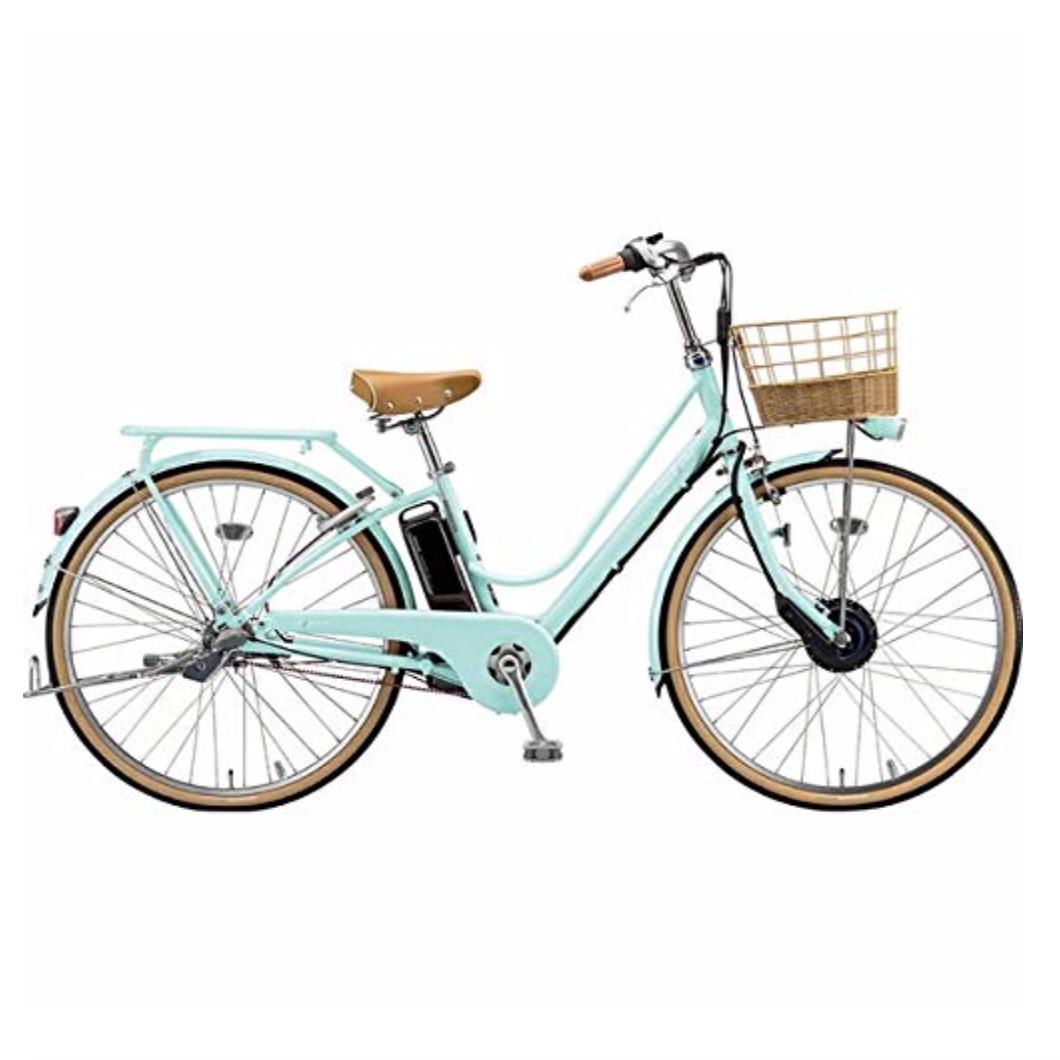 ブリヂストン 電動アシスト自転車カジュナe スイートライン CS6B49