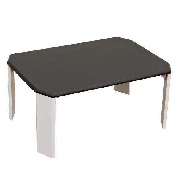 サカベ ツートン折りたたみテーブル WFG-7050