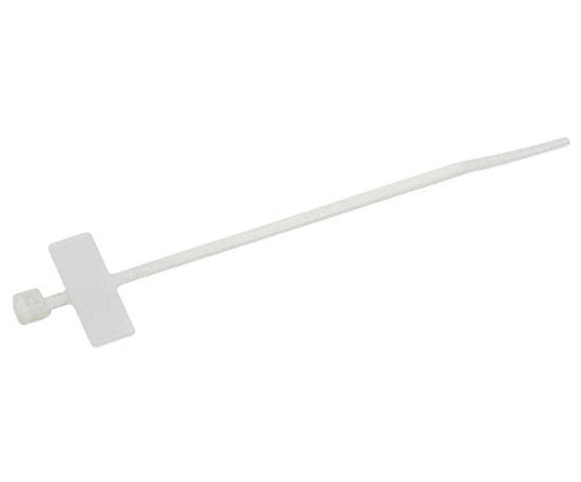 TRUSCO(トラスコ) マーキングタイ 長さ100mm (100本入) TRMCU-100