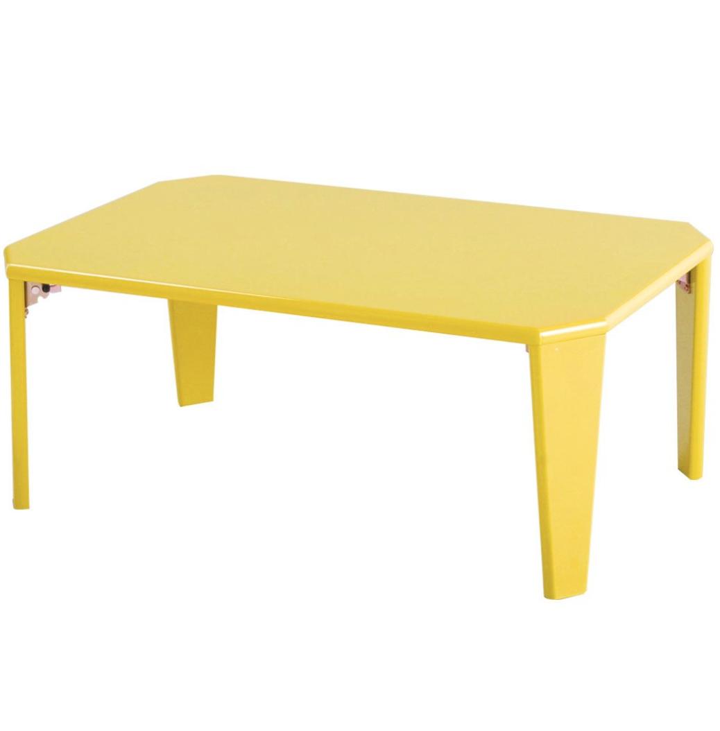 ぼん家具 鏡面折りたたみテーブル