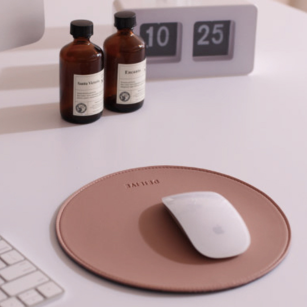 e-room マウスパッド  S 丸型