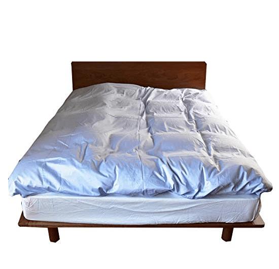 シングルサイズ 超長綿掛け布団カバー 日本製 80サテン 綿100%