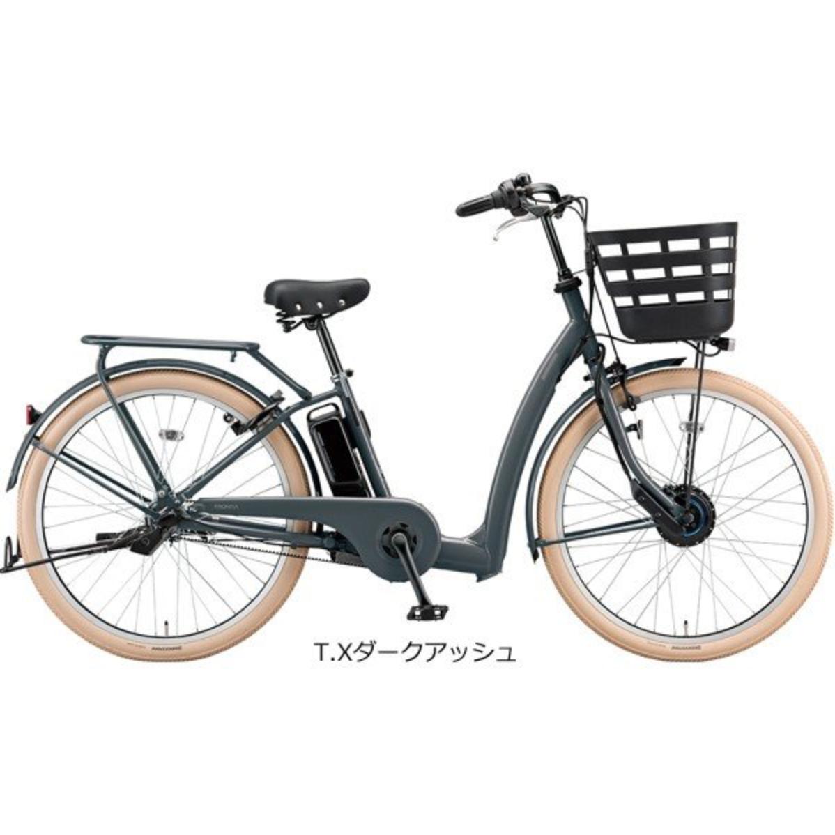 ブリヂストン 電動アシスト自転車 フロンティアリラクシー FC6B49
