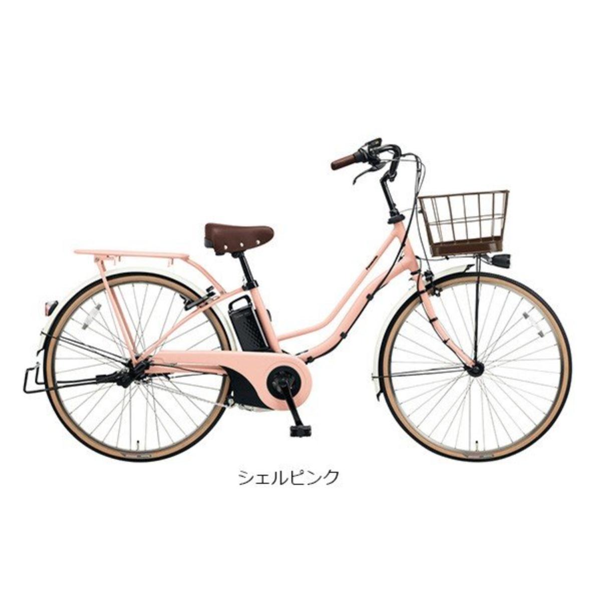パナソニック 電動自転車 ティモ