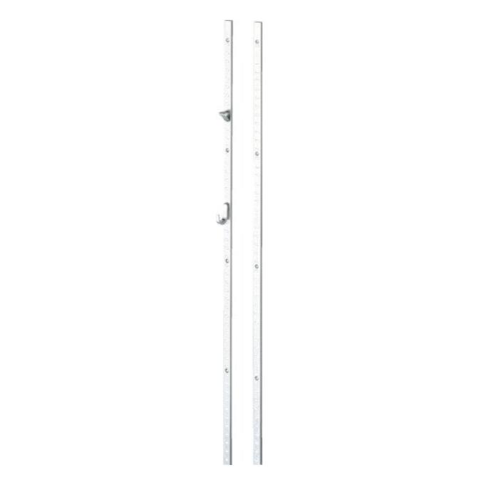 スガツネ工業 ステンレス鋼製棚柱 SPS-1820