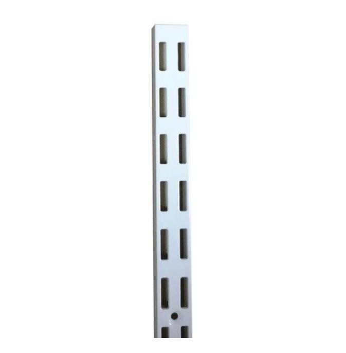 ウッドワン カナモノ 棚柱 ダブル MKTTD06-1-W