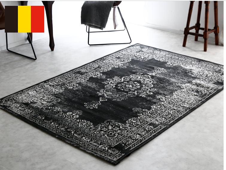 LOWYA ペルシャ絨毯風 ラグマット fd08-g1052-1s0
