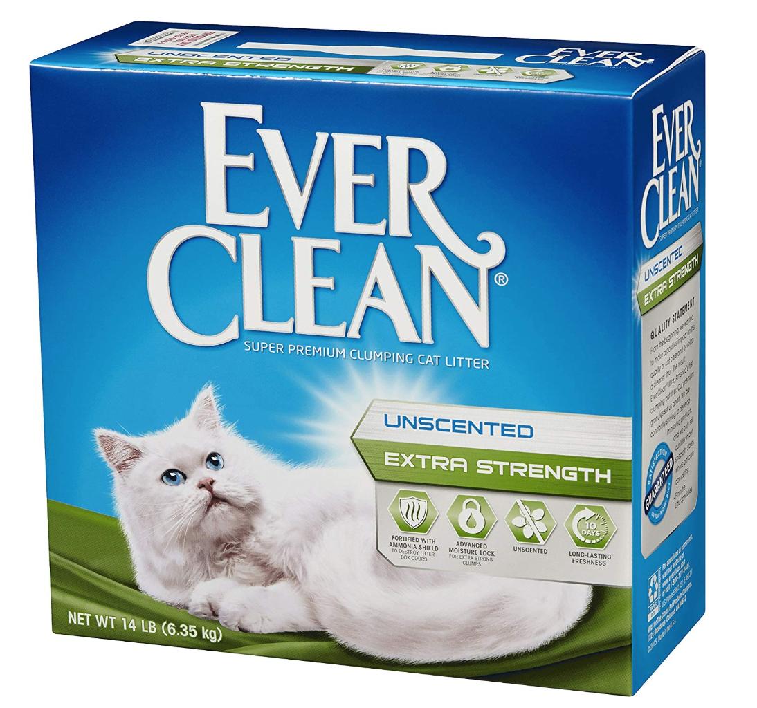 EVERCLEAN  猫砂  6.35kg