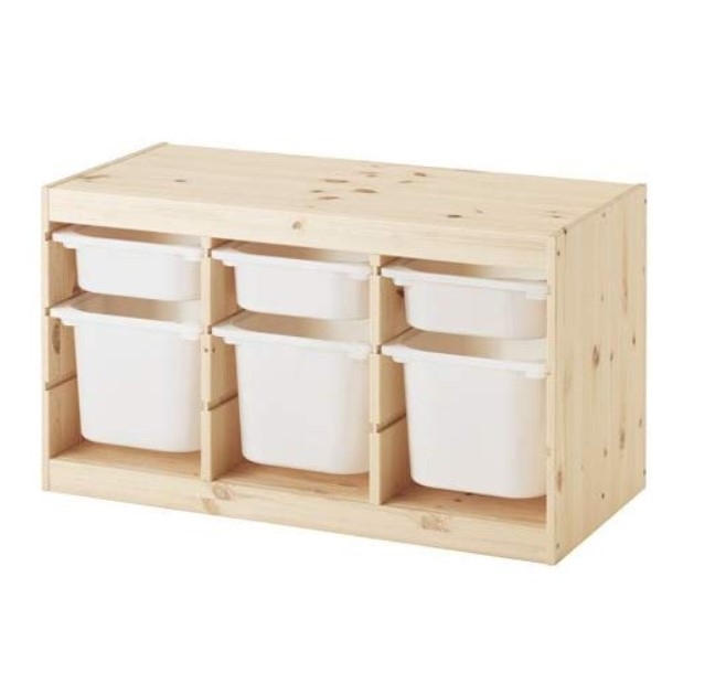 IKEA TROFAST 収納コンビネーション