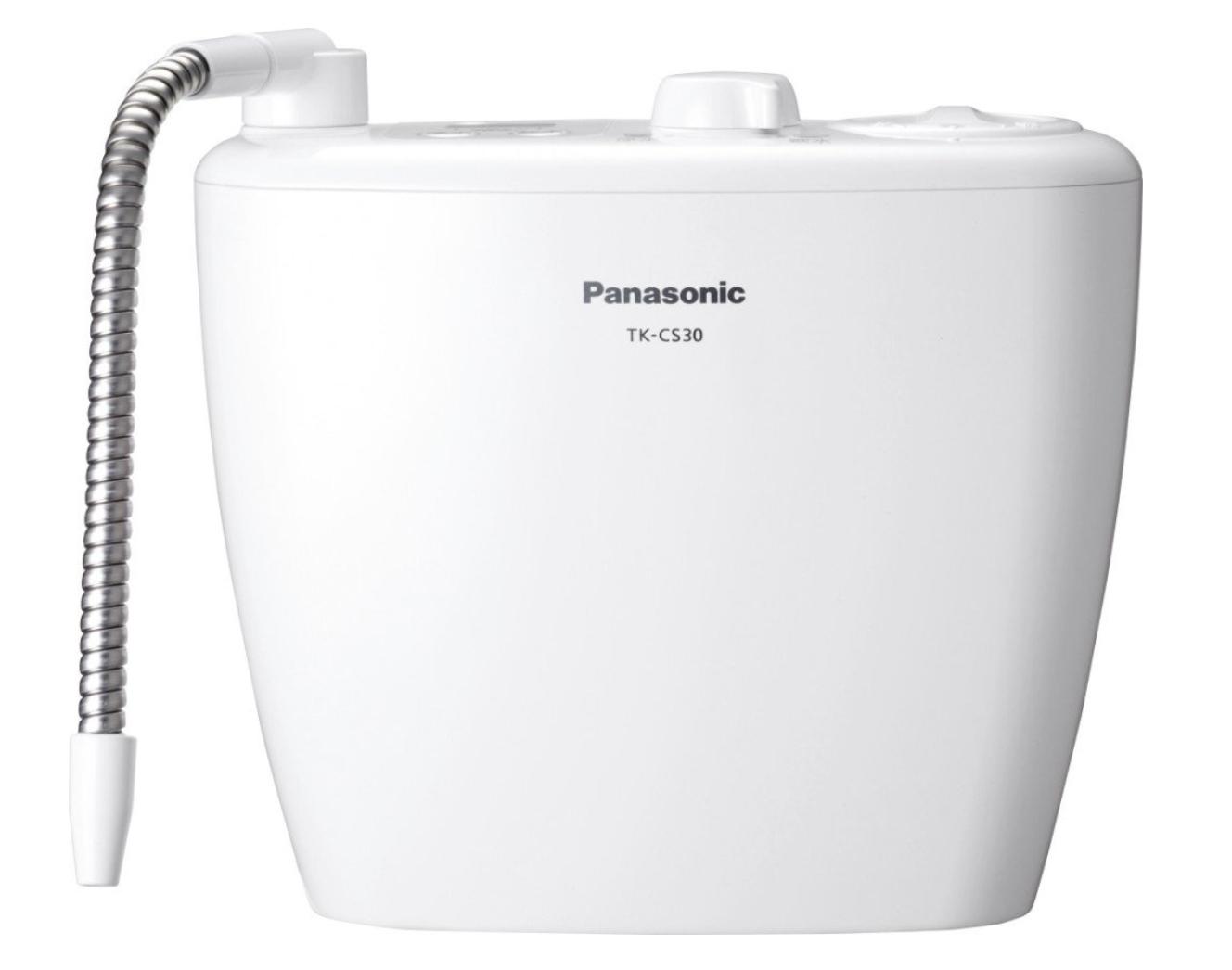 パナソニック 浄水器 TK-CS30-W