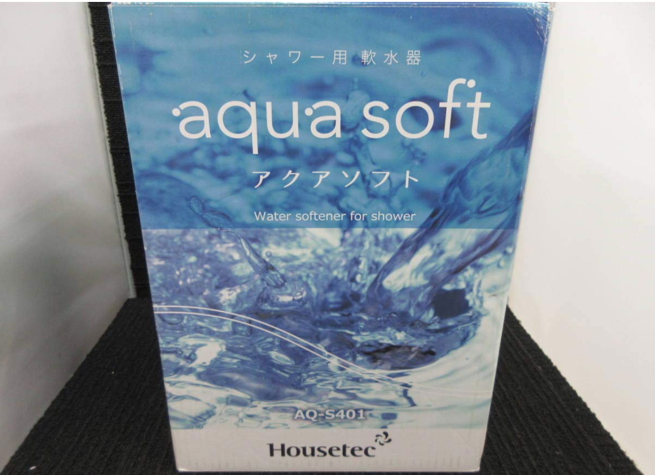 aqua soft 軟水器