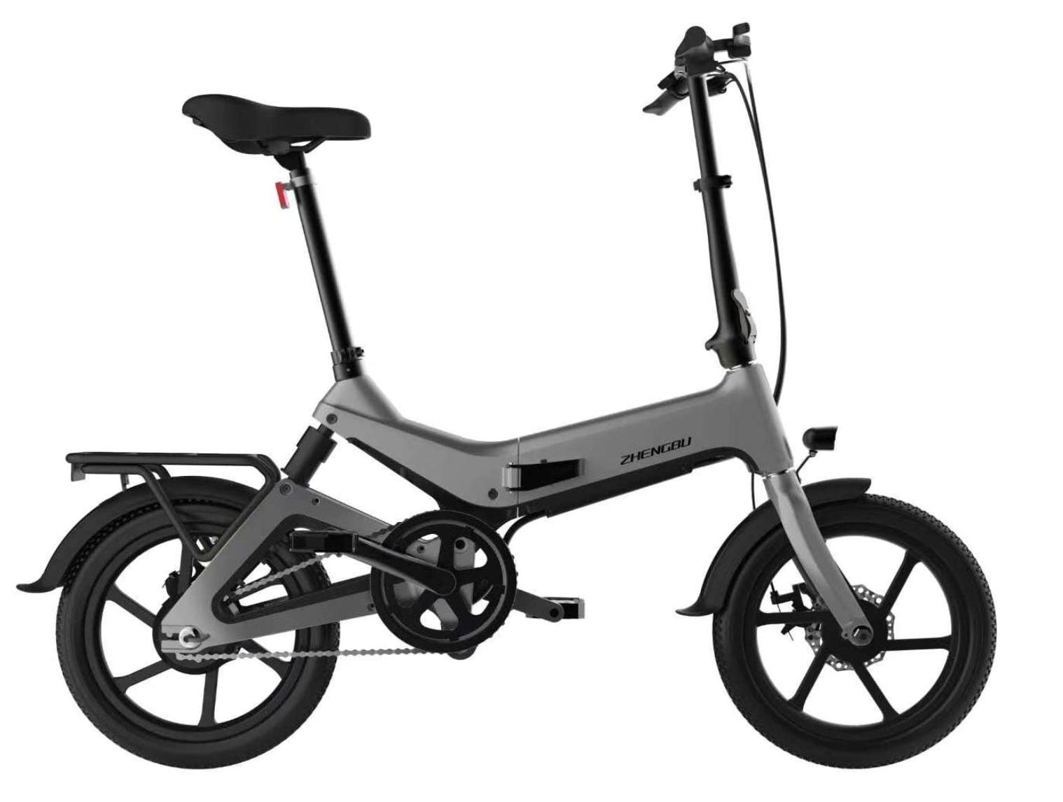 NAKXUS 電動アシスト自転車 折り畳みハイブリッド
