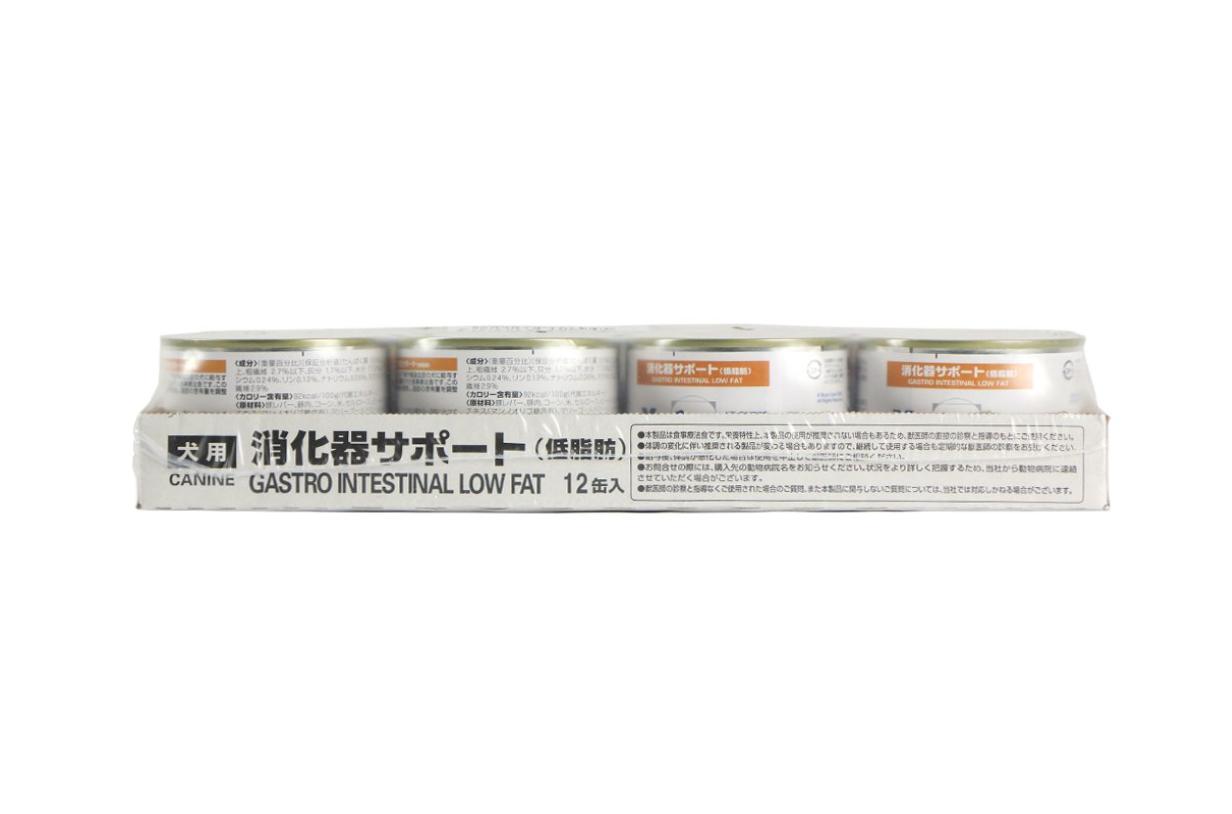 ロイヤルカナン 犬用 消化器サポート低脂肪 200g×12缶