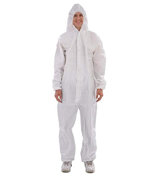 RAYTEX 30203Microporous化学防護服 使い捨て