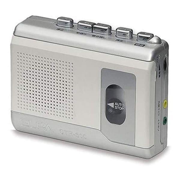 エルパ カセットテープレコーダー CTR-300