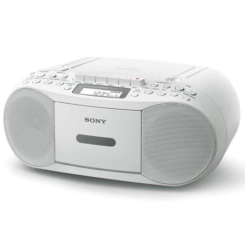 ソニー CDラジカセ レコーダー CFD-S70