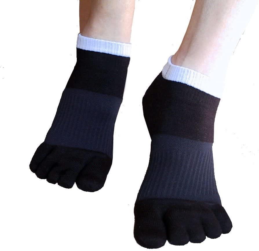 外反母趾内反小指のユウキ ふしぎな5本指テーピング靴下