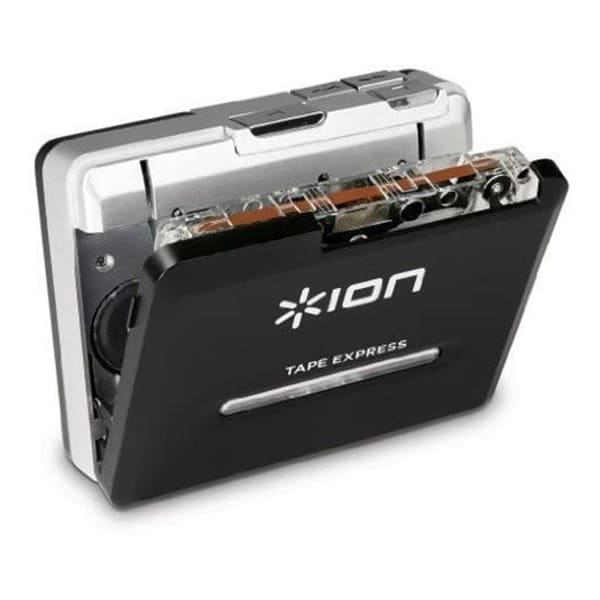 ION Audio TAPE EXPRESS PLUS iTR06H
