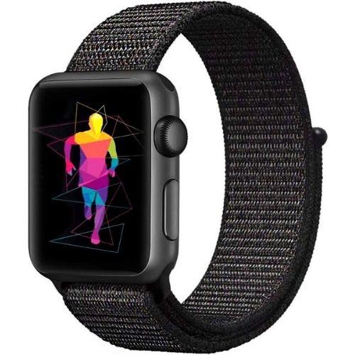 COVERY(カバリー) コンパチブル Apple Watch スポーツループバンド