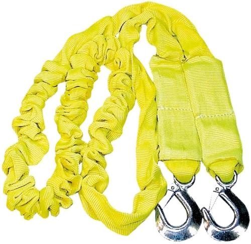 槌屋ヤック けん引ロープのびるのびるロープ4.8t