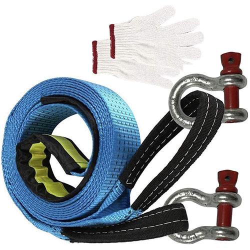 KAKETE 汎用牽引ロープセット