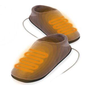 スリッパ型の足温器が豊富なエレコムエクリア