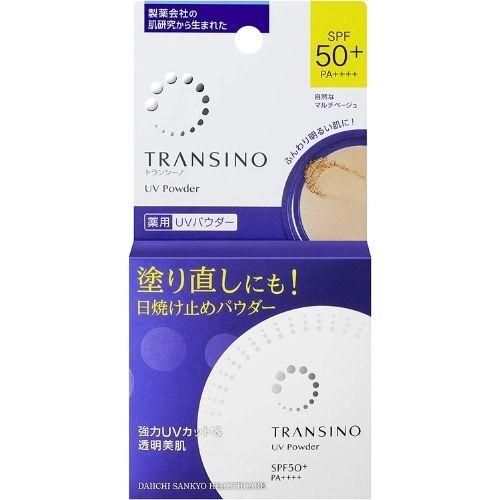 第一三共ヘルスケア TRANSINO(トランシーノ) 薬用UVパウダーn
