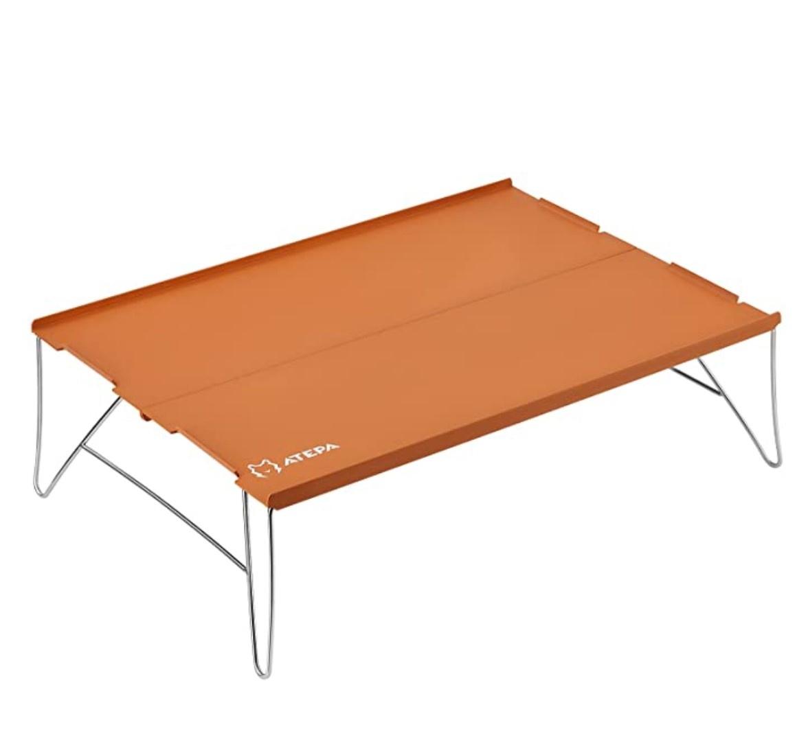 ATEPA 折りたたみミニテーブル